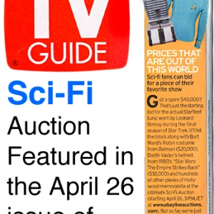 thumbs tv guide scifi Magazines & Newspapers