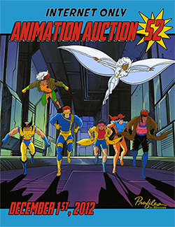 AnimationFinalPDF hi res 1 Marvel Comics Animation Auction 52   INTERNET ONLY