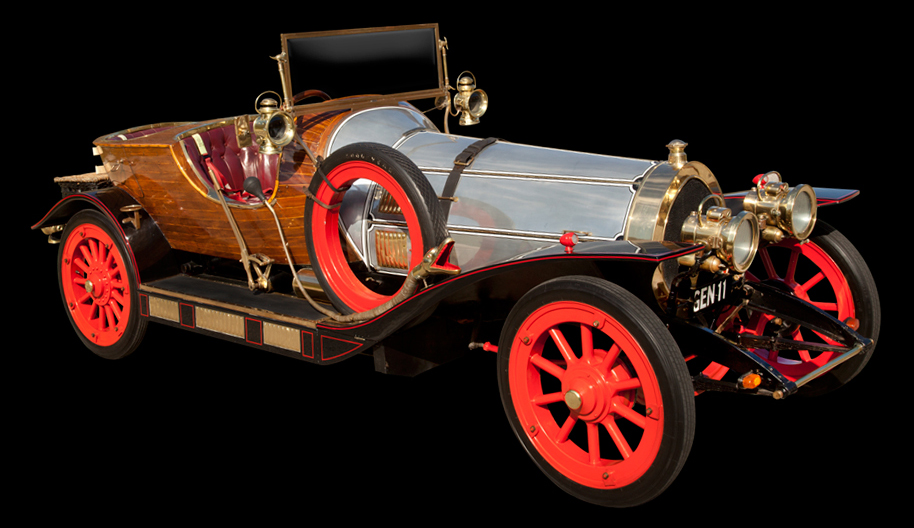 Chitty Chitty Bang Bang Car 1 Hollywood Auction 44 Press Release