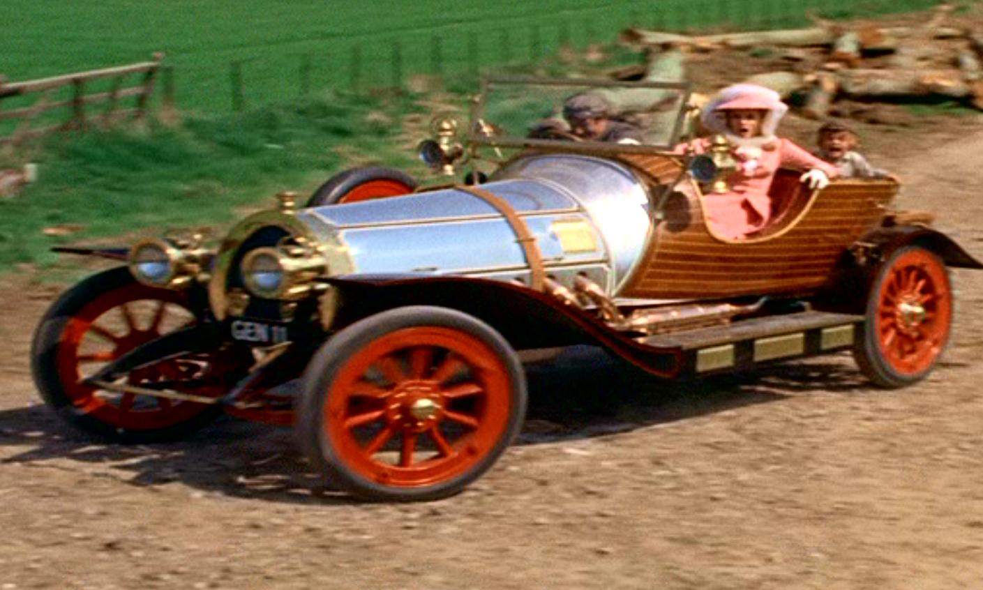 Chitty Chitty Bang Bang Car For Sale
