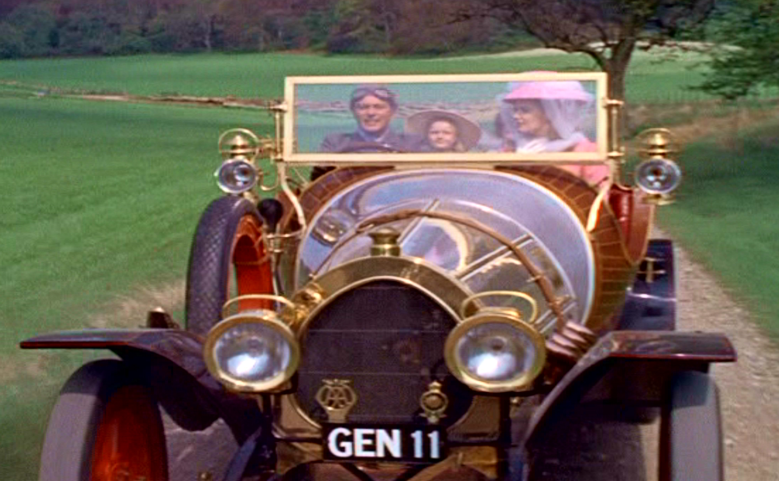 Chitty Chitty Bang Bang Car 3 Chitty Chitty Bang Bang to be Sold at Auction