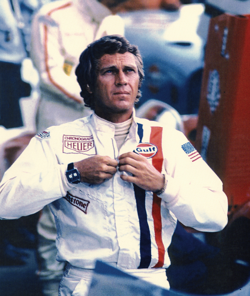 profiles in history burns rubber with steve mcqueen 39 s racing suit from le mans on the auction. Black Bedroom Furniture Sets. Home Design Ideas