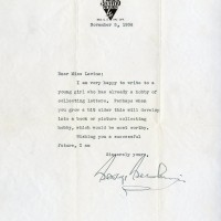 George Gershwin Typed Letter Signed 200x200 Products Page