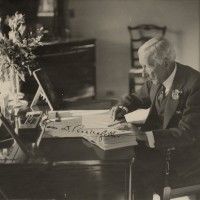 John D Rockefeller Photograph Signed 200x200 Products Page