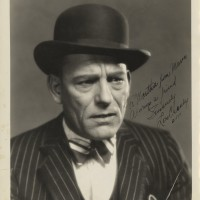 Lon Chaney Sr Rare Photograph Signed 200x200 Products Page
