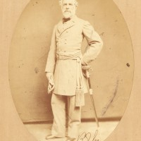 Robert E Lee Extremely Rare Full length Civil War date Photograph Signed 200x200 Products Page