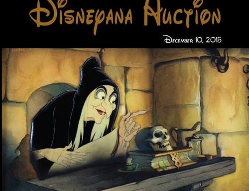 Animation & Disneyana Auction