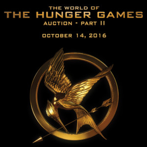 The World of The Hunger Games Auction – Part II