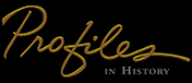 Profiles in History Retina Logo