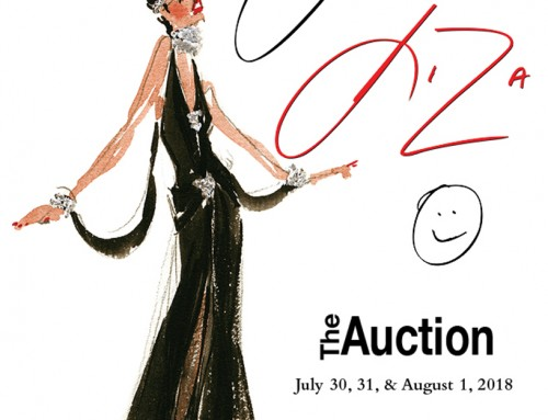 Love, Liza: The Auction