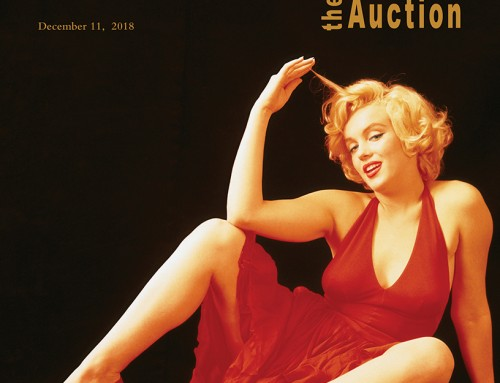 Essentially Marilyn: The Auction