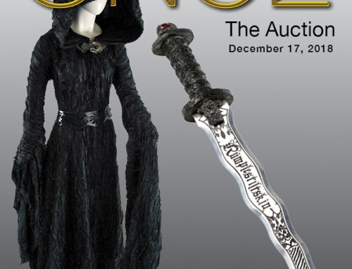 Once: The Auction