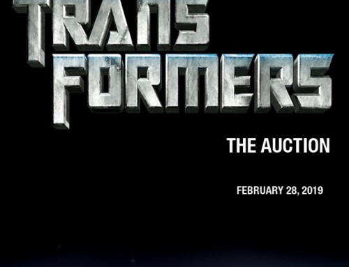 Transformers: The Auction