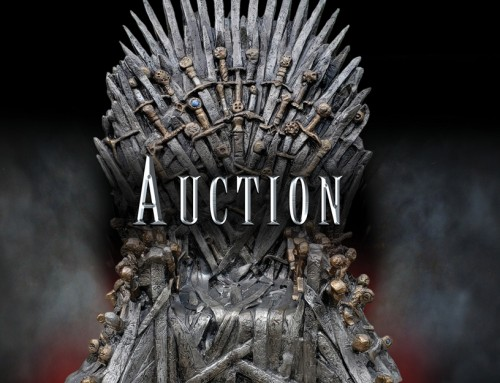 The Iron Throne Auction