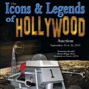 The Icons & Legends of Hollywood Auction
