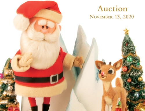 Rudolph The Red-Nosed Reindeer Auction 126